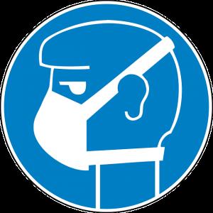 maski ochronne przeciwpyłowe