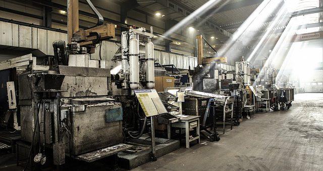 O czym trzeba pamiętać przy budowie fabryki?