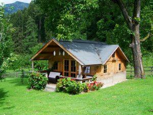 budowa domów z drewna