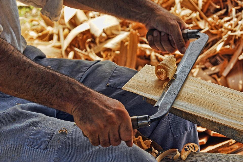 wydajna strugarka do drewna
