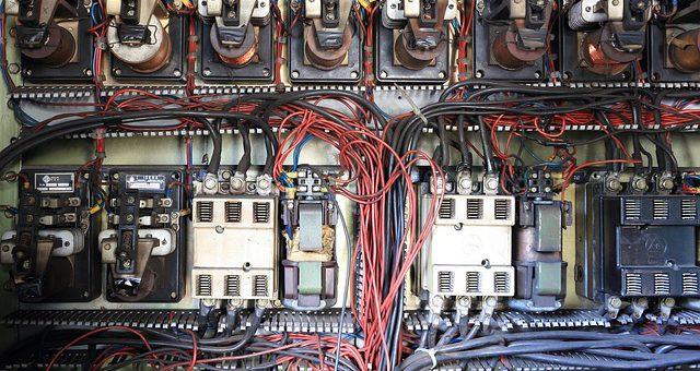 Silniki diesla napędzające agregaty